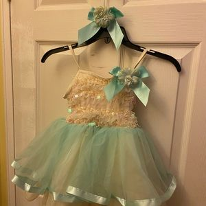 Ballet costume child's small